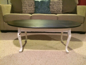 Oval coffee table - $65 OBO