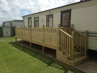 Caravan for rent Skegness