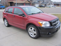 2007 Dodge Caliber Wagon/ trade for suv or truck