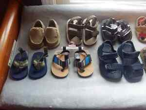 Baby shoes 2 dollars each or all for 20