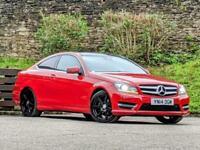 2014 Mercedes-Benz C Class 1.6 C180 AMG Sport Edition (Premium Plus) 7G-Tronic P