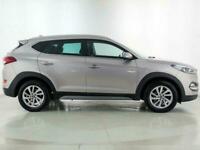 2017 Hyundai Tucson 1.7 CRDi Blue Drive Premium 5dr 2WD - SUV 5 Seats SUV Diesel