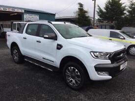 Ford Ranger 3.2TDCi new 67 automatic 200PS 4x4 Wildtrak