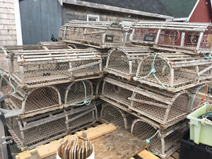 """39"""" Bow Lobster Traps"""