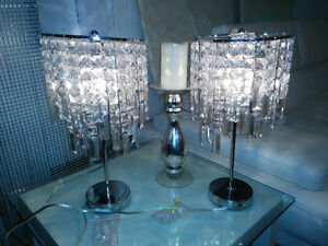 "2 x 18"" table lamps Cornwall Ontario image 2"
