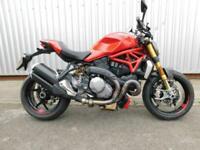 Ducati M1200S, M 1200 S Monster, 2017
