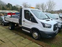 2017 Ford Transit 2.0 TDCi 130ps Tipper Chassis Cab Diesel Manual