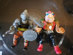 BeBop and Rocksteady original 1988