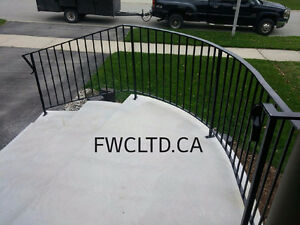 Custom Metal Railing, Gates,Install, Repair, Mobile Welding London Ontario image 10