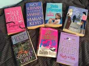 """Chick Lit"" Books $1 each Kitchener / Waterloo Kitchener Area image 1"