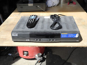 BELL RECEIVER MODEL #4500 with remote
