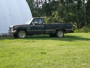1985 GMC Sierra 1500 Classic Pickup Truck - Price Reduced!