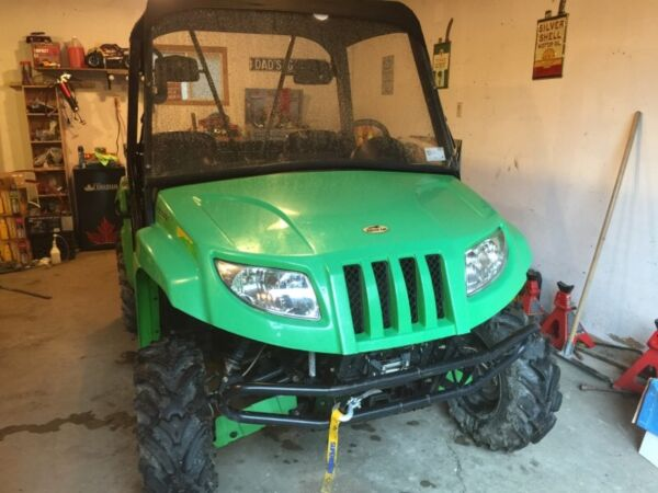 Used 2008 Arctic Cat 650 xt