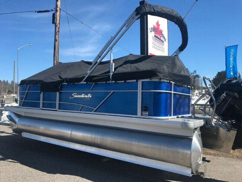 New Sweetwater Pontoon Boats Powerboats Amp Motorboats
