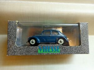 VITESSE 1958 VOLKSWAGEN 1200 BEETLE OPEN BLUE W/BOX