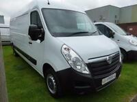 2016 16 Vauxhall Movano 2.3CDTI 125PS L3H2 F3500 A/C Van Air conditioning LWB
