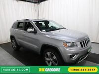 2015 Jeep Grand Cherokee Limited 4X4 A/C CUIR TOIT NAV MAGS