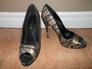 Size 8 Women's ALDO Shoes - REDUCED to $60 each- Gorgeous!!