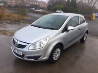 Vauxhall corsa, 1.3 cdti, good condition,57 Reg,£1499,