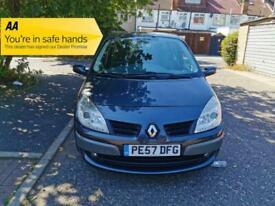 image for 2007 Renault Grand Scenic 2.0 VVT Dynamique 5dr Auto +Petrol +7 Seats +ULEZ +2 K