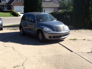 2009 PT Cruiser- great condition - only 62000original km!
