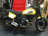 DUCATI SCRAMBLER FLAT TRACK PRO AVAILABLE FOR IMMEDIATE DELIVERY