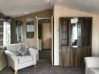 WILLERBY CHEAP STATIC CARAVAN FOR SALE ON THE NORTH WALES COAST! FULLY SITED!