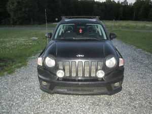 2009 Jeep Compass rally edition VUS