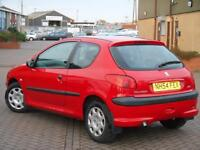 2005 (54) Peugeot 206 1.1 Independence