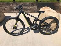 Ex-Demo 2017 Bergamont E-Contrail 8.0 Plus Small E-Bike Mountain Bike