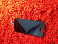 Original Apple IPhone 4s LCD screen black assembly including fitting