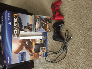 Gently Used PS3 For Sale
