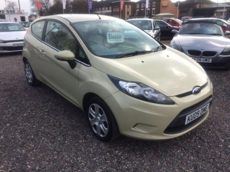2009 FORD FIESTA 1.25 Style + [82] LOW MILEAGE 12 MTS WARRANTY AVAIL