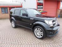 Dodge Nitro 2.8CRD SXT AUTOMATIC 07/57 1 OWNER FSH FULL MOT NEW TYRES/BRAKES