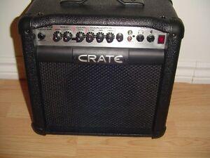 Ampli Crate GTX15