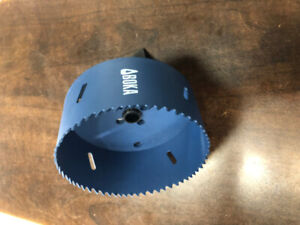 NLYTN LED STORE HOLE SAW 4-1/4 OR 41/8