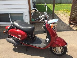 Yamaha Vino 125 reduced for quick sale