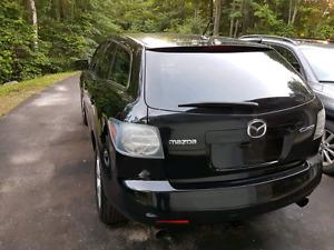 2008 Mazda CX7 AWD