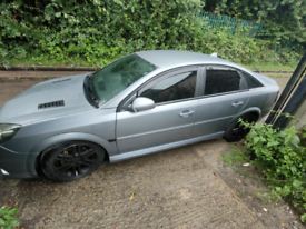 Vauxhall Vectra Facelift Auto 1.9tdci - Lost Of Work Done