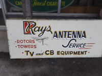 Vintage Sign Rays Antenna Oakville / Halton Region Toronto (GTA) Preview