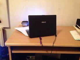 Asus note book 100 & compaq laptop 145