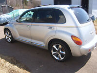 2003 Chrysler PT Cruiser gt turbo Hatchback