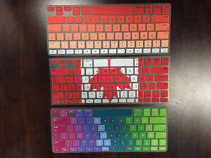 """Apple Keyboard Cover Silicone Skin for MacBook 13"""""""