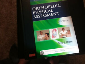 orthopedic physical assessment 6th edition Magee