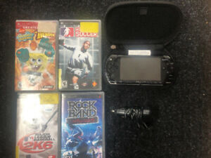 PSP and gsmes