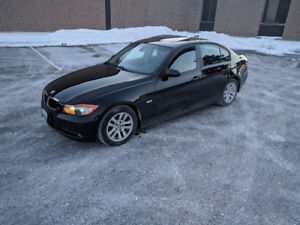 2008 BMW 3-Series 323i Sedan Certifed Safety & E-Tested, Sunroof