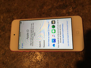 Apple Ipod Touch 6th Generation - 64GB (Red!!!)
