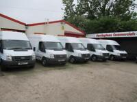 61 reg FORD TRANSIT 2.4 TDCi 350 MWB HIGH ROOF WORKSHOP GENERATOR COMPRESSOR VAN