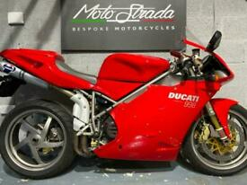 Ducati 998 Biposta, SOLD similar Bikes Wanted