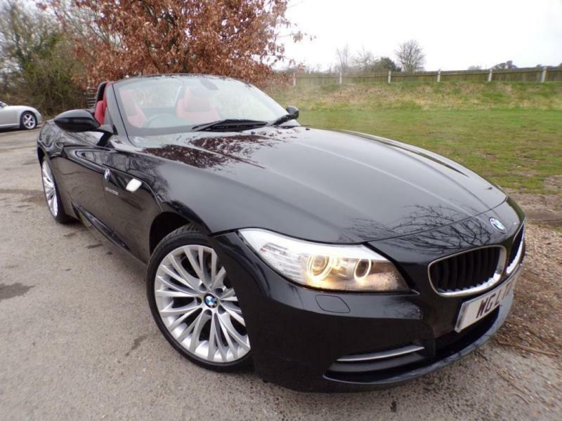 2012 Bmw Z4 28i Sdrive 2dr Kansas Leather 18in Alloys 2 Door Convertible In Maidstone Kent